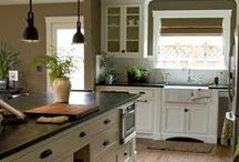 Kitchen Inspiration and Ideas / by Brittany Minard