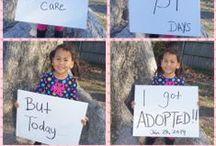 Adoption. / by Dave Thomas Foundation for Adoption