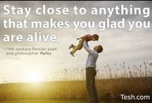 Intelligence for Your Family / by John Tesh
