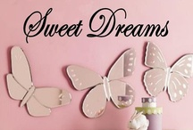 Sweet Dreams / Beautiful Bedrooms I'd love to sleep and dream in .... / by Sammie .