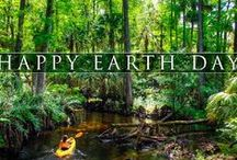 BE CLEAN, GO GREEN - EARTH DAY / REDUCE, REUSE, RECYCLE, RESTORE & REPLENISH / by ORIGINALS BY ITALIA™