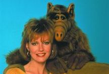 ALF / The Tanner family is an average American family. One day, they discover that they have a visitor. He's small, he's furry, he's arrogant, and he's an alien from the planet Melmac.  Unsure what to do, they name him ALF: Alien Life Form. Alf soon decides that as much as he misses his home planet, there's a lot to be said for Earth: the Tanners are willing to concede anything as long as he doesn't announce his presence. / by ORIGINALS BY ITALIA™