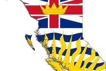 Beautiful British Columbia / Splendor Sine Occasu ~ Splendour Without Diminishment ~ / by Tracey Devlin