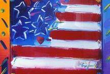 AMERICAN PATRIOTISM & HISTORY / AMERICA:  HISTORY, FREEDOM, PATRIOTISM AND UNITY / by ORIGINALS BY ITALIA™