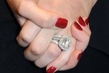 Celebrity Engagement Rings / by Real Beauty