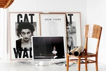 Houses, Interiors & Decor / Creative spaces, homes, lighting, tiling, trinkets and more. / by Shauna Haider