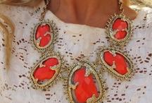 Jewelry / by Meg Kesler