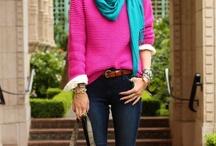 Winter & Fall fashion / by Meg Kesler