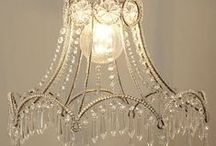 Chandeliers / by Vicki Carver
