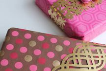 Gifts/Packaging / by Vicki Carver
