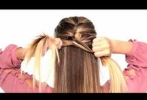 Hairstyles & Tips for All / Allstyles & Tips. / by Laurel McAra