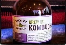 Brew Dr. Kombucha / by Townshend's Tea