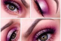 Make-me-up / beautiful make-up ideas! / by Carlie T.