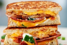 Grown-Up Grilled Cheese / It's not just for kids! Fresh takes on the classic grilled cheese sandwich. / by Simply Organic