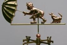 Weather vanes / by Jeannie Incognitos