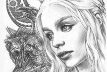 Game of Thrones / by Elle Law