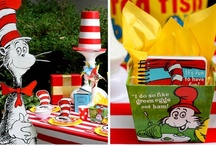 Dr. Seuss Party / by Jessica Whitson