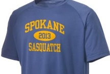 School Colors / Wear Yellow and Blue / by Community Colleges of Spokane Foundation