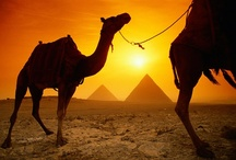 Egyptian Mysteries / This collection of photographs and artwork features Modern Egypt, Ancient Egypt and/or Egyptian artifacts, symbolism, influences or mysteries! / by The Black Art Depot