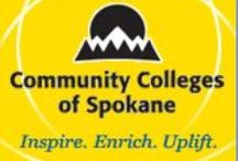 Campus Stuff / by Community Colleges of Spokane Foundation