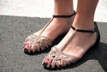 """S H O E S / """"Shoes make me happy. I am superficial. Whatever"""" / by Carolina Arroyave"""