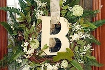 Wreaths of Many / by Dena Jenkins