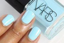 nails. / fingernails. / by Megan McKinney