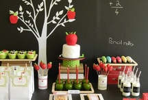 Back to School Party Ideas / by Monique Jackson