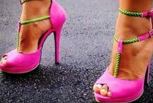 MY ikonic fetish: [heels && pumps]! / ....shoes, uh yeah! / by kha'liyah sherron la'shae