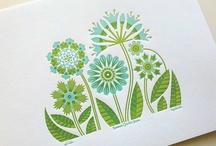 Letterpress Design / by Kelly Shields