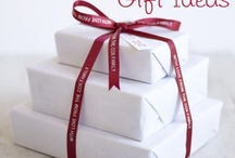 Gifts to Make & Gift Ideas / by Shirley Morgan Read