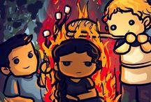 t̫h̫i̫s̫ g̫i̫r̫l̫ i̫s̫ o̫n̫ f̫i̫r̫e̫e̫e̫e̫e̫e̫e̫! / Pins from Hunger Games, Catching Fire and Mockingjay. And yes, I have read the books. : ) so go away if u hate spoilers. / by Lily Huffman
