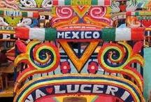Mexico Lindo / by Angela Cervino