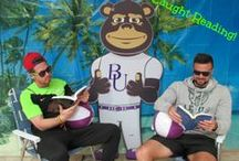 Get Caught Reading / by Bellevue University Library