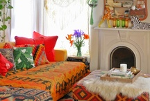 inspiration spaces / by Jessica