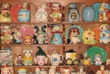 Cookie Jars / by Debbie Hibbert