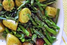 FOOD: Eat Your Veggies / All kinds of vegetables. Fresh or frozen, baked, fried, or sauteed. I love vegetables of all kinds. Find a new favorite recipe. / by Angela Thompson