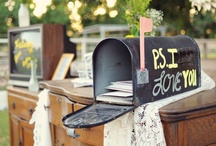 COLLECTIONS: You've Got Mail / A collection of mailboxes...some pretty, some funny, some unusual. / by Angela Thompson