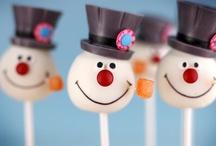 ~Cake Pop's & Oreo's ~ / by Puddin Pie