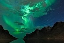 Norge Mitt Norge / Jeg lengter etter midnattsolens land! / by D.A. Beck