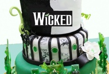 ~Broadway Themed Cakes~  / by Puddin Pie