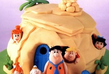 ~Character Cakes~ / by Puddin Pie