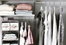 Wardrobes and Vanities / by Sarah Berg