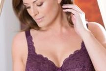 BEST BRA BRANDS: Elila / From our newest and fabulous brand, Elila: Where technology meets knowledge, delivering unexpectedly sexy and supportive styles in sizes ranging from 34-54 B to N  / by Big Girls Bras Etc.