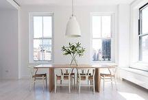 Dining rooms / by Sarah Berg