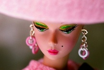 Doll-y-rama / I have a huge interest in Japanese dolls. I also love the collector's Barbies.  Here is a cross-section of what catches my eye. / by Courtney Zepeda