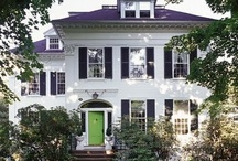 Home inspiration  / by Abigail Custis