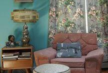 Interiors / Interior design that excites my eye / by Wendy Bright