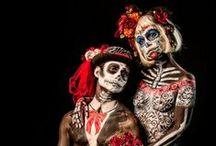 Dia de los Muertos / Day of the dead.  / by Heather