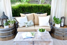 Outdoor living / by Cynthia O'Keefe